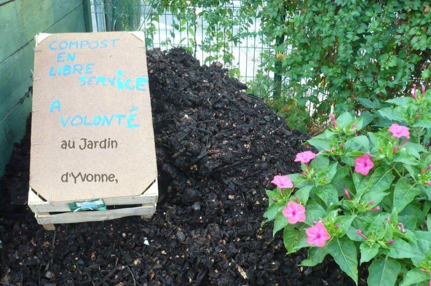 compost à volonté