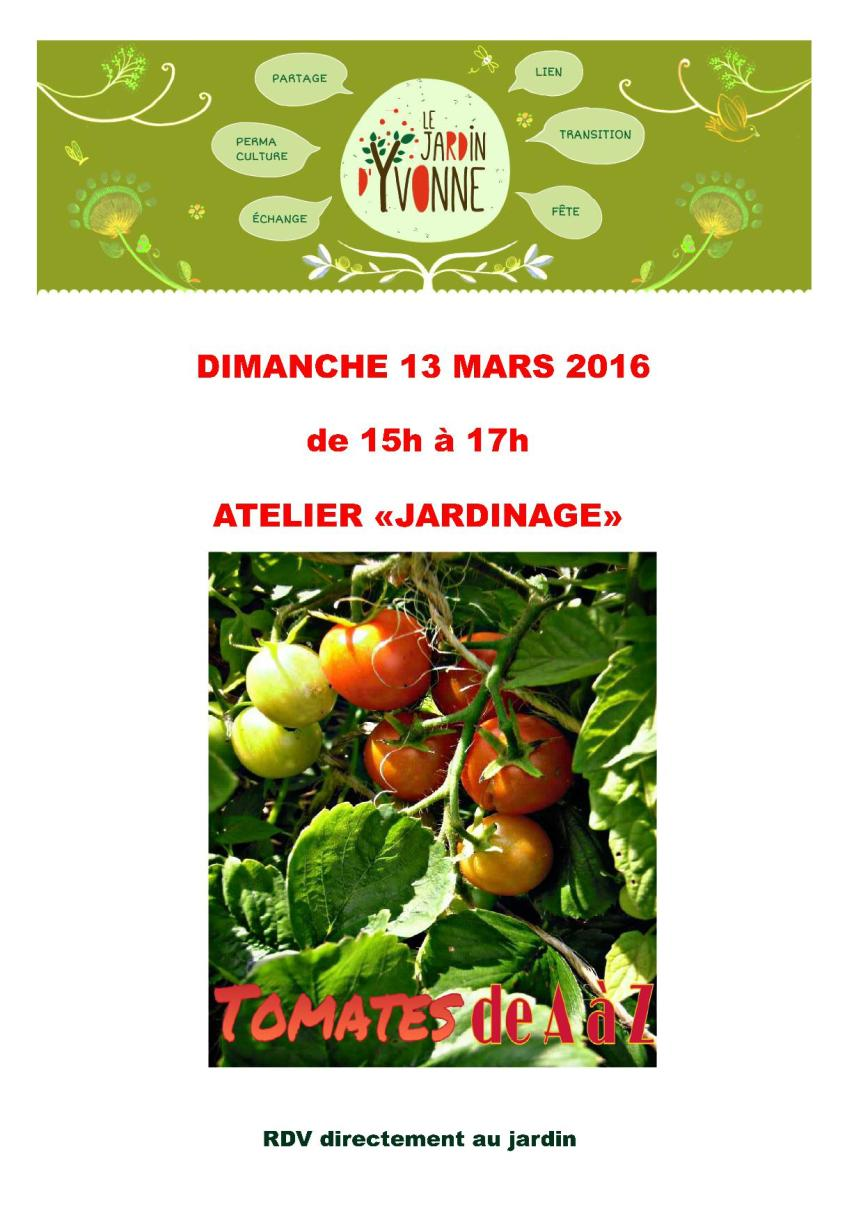 Affiche atelier tomate 13.03