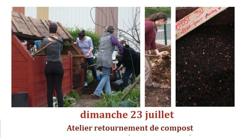 Atelier retournement decompost